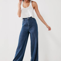 BDG Extra High-Rise Wide Leg Jean - Novelty | Urban Outfitters