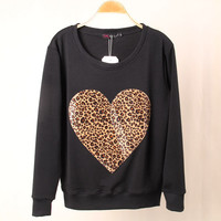 HEART CRUSH LONG SLEEVE