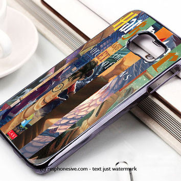 Harry Potter Quotes, I Solemnly Swear That I Am Up To No Good Samsung Galaxy S6 and S6 Edge Case