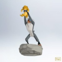 The Circle Of Life - Lion King 2012 Hallmark Ornament