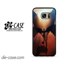 Toothless How To Train Your Dragon DEAL-11336 Samsung Phonecase Cover For Samsung Galaxy S7 / S7 Edge