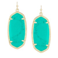 Elle Earrings in Teal - Kendra Scott Jewelry
