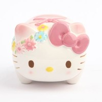 Hello Kitty Mini Coin Bank: Daisy Chain