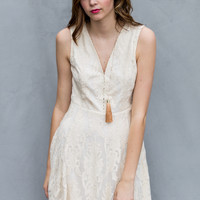 WEB EXCLUSIVE: Vintage Lace Dress