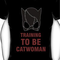 Training to be Catwoman Women's T-Shirt