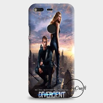 Divergent Mortal Instrument And Hunger Game Google Pixel 2 Case | casescraft