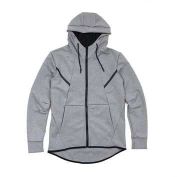 Camden Tech Fleece Hoodie (Grey)