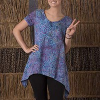 Fiona Short Sleeve Tunic