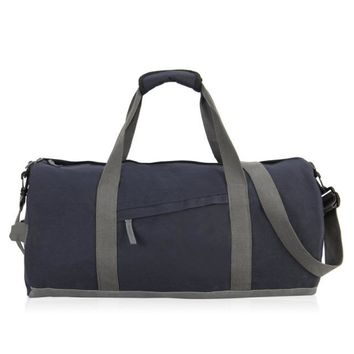 Vintage Canvas Carry on Travel Duffel Bag