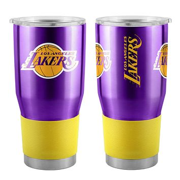 Los Angeles Lakers Travel Tumbler 30oz Ultra