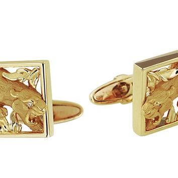 Magerit pumas collection Cufflinks GE0912.1