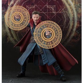 Avengers 3 PA Doctor Strange Scott Derrickson Benedict Cumberbatch PVC Action Figure Collectible Model Toy L2154