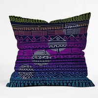 Fimbis Izis Throw Pillow