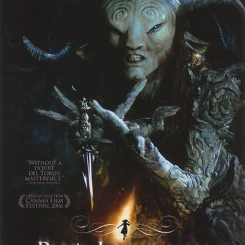 Pan's Labyrinth 11x17 Movie Poster (2006)