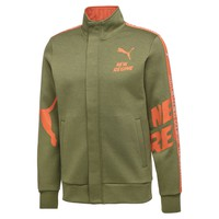 Puma x Atelier New Regime - ANR Track Top - Olive Branch