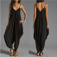 Sexy Jumpsuit  Summer Women's  Jumpsuit