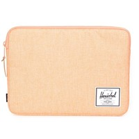 "13"" Macbook Anchor Sleeve in Nectarine by Herschel Supply Co."