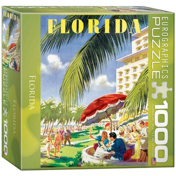 Florida - 1000 Piece Jigsaw Puzzle