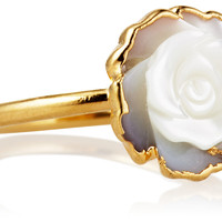 Gold Selda Ring, MOP, Stone & Novelty Rings