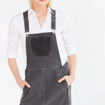 BDG Deconstructed Denim Overall Dress - Urban Outfitters