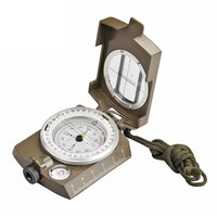 Outdoor Compass Camping Compass Professional Compass Waterproof Compass CP8801