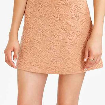Cooperative Daisy Mini Skirt - Urban Outfitters