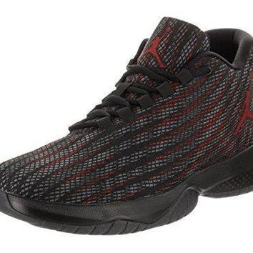 Nike Jordan Men's Jordan B. Fly Black/Gym Red/Dark Grey Basketball Shoe 11 Men US jor