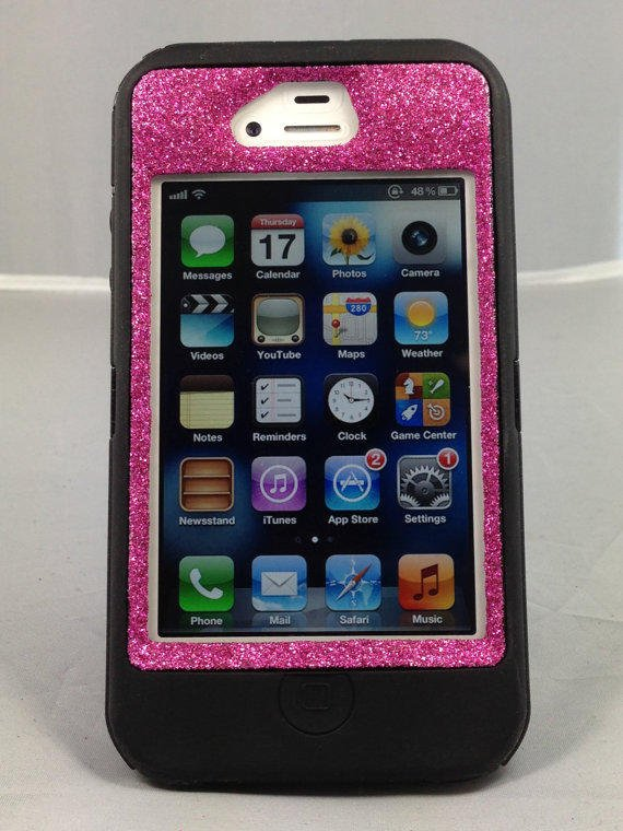 cute iphone 4 cases for teenage girls otterbox iphone 4 4s glitter from 1winr 19695