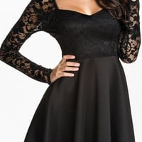 Katherine- Lace Dress