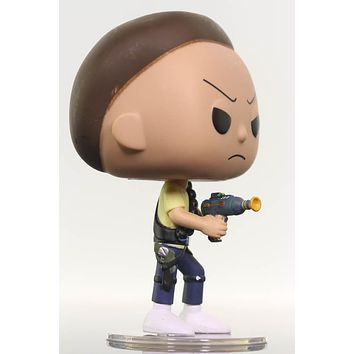 Funko Pop Animation, Rick and Morty, Weaponized Morty #173