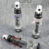 Mathematix Spray Can Chillum Pipe