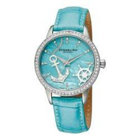 Stuhrling Original Women's Verona Del Mar Swiss Quartz Watch | Overstock.com