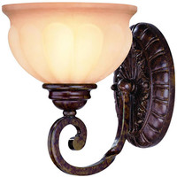 "0-036456>7""w Maxine Wall Lamp Antique Bronze"