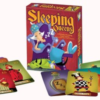 Sleeping Queens:A Royally Rousting Card Game
