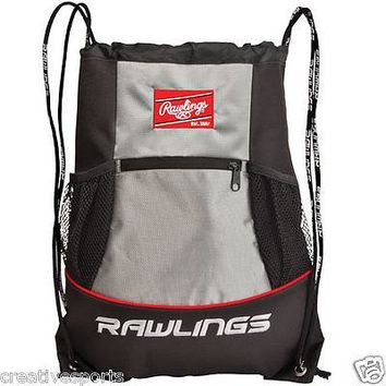 Rawlings Sackpack Backpack Baseball or Softball Bag - NEW 2015