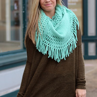 Knit Piko Sweater Top {Dark Olive}
