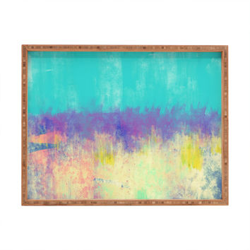 Allyson Johnson Celebration Rectangular Tray