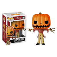 Nightmare Before Christmas - Jack The Pumpkin King - Pop! Vinyl Figure
