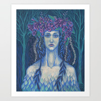 Violet Collection By Clipso-Callipso | Society6