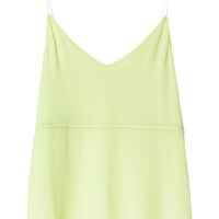 TWO - TONE CAMISOLE TOP - Tops - Woman | ZARA United States