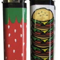 MUNCHIES COLLECTION LIGHTERS