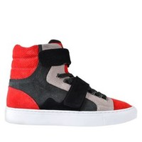 Propulsion High Top Trainers