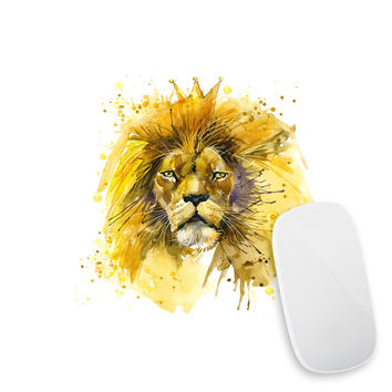 Lion the King Mouse Pad Decal