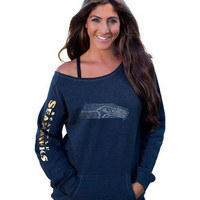 Seattle Seahawks Women's Official NFL Team Fleece