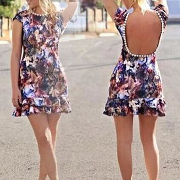Emily Forget Me Not Dress