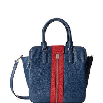 Marc by Marc Jacobs Roadster Colorblock Pebbled Leather Tote Bag