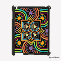 Ipad Case colorfull Design for for Ipad 2 by Fundakipadcases