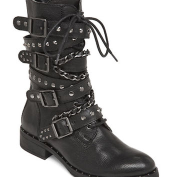 Bcbgeneration Bossy Leather Boots