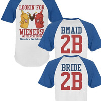 Sports Bachelorette Tees: Mom Means Business