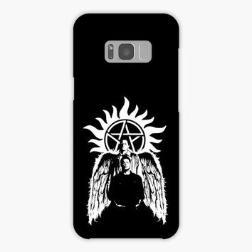 Destiel Supernatural Samsung Galaxy S8 Plus Case